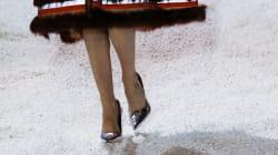 L'idée saugrenue de Calvin Klein pour son défilé n'est pas très