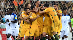 Socceroos vs Honduras: Australia 3 Honduras 1 And We're Off To The World