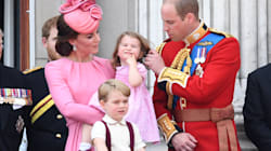 Los duques de Cambridge amueblan el cuarto de sus hijos con