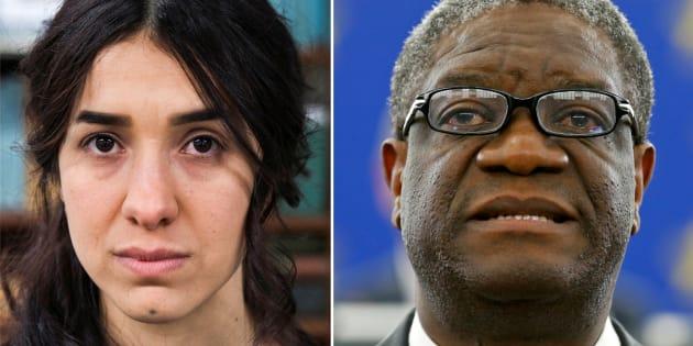 Les Nobels de la paix de Denis Mukwege et Nadia Murad ne suffisent pas, il faut maintenant passer à l'action.