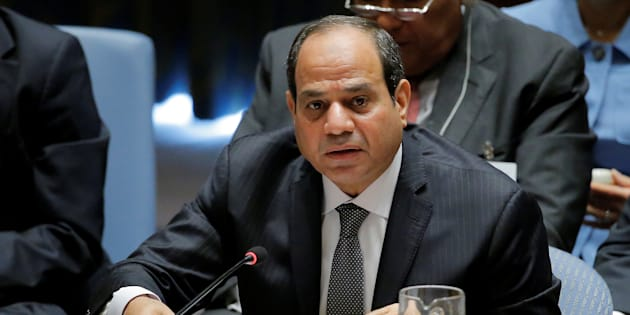 Al-Sissi en visite en France sous les critiques des ONG — Egypte