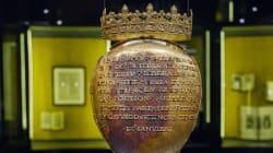 Le reliquaire du cœur d'Anne de Bretagne, reine de France volé à