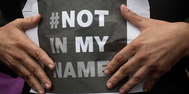 Many citizens and celebrities hit the streets in support of the campaign 'Not In My Name' against lynching of a Muslim teenager Junaid.