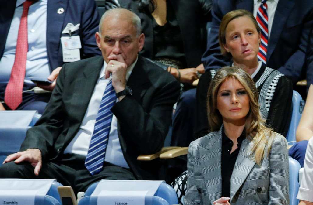 Image result for white house chief of staff melania trump