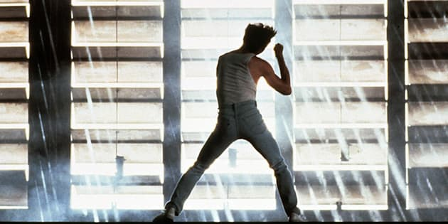 """Tweets suggest the a moratorium on raves would be similar to the plot of """"Footloose,"""" which starred Kevin Bacon as a teenwho battles a small-town ban on dancing and rock music."""