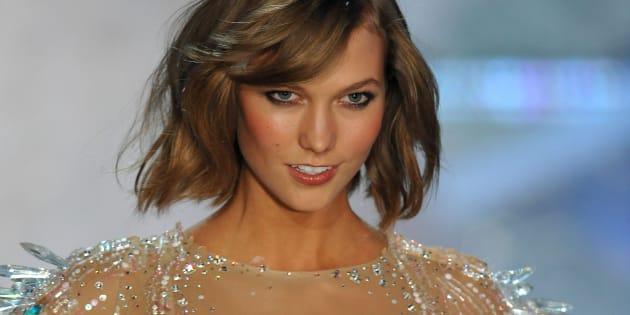 Défilé de Victoria's Secret en novembre 2013 à New York.