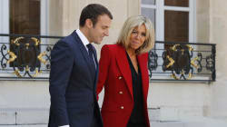 Brigitte Macron Has No Time For People Who Have An Issue With Her