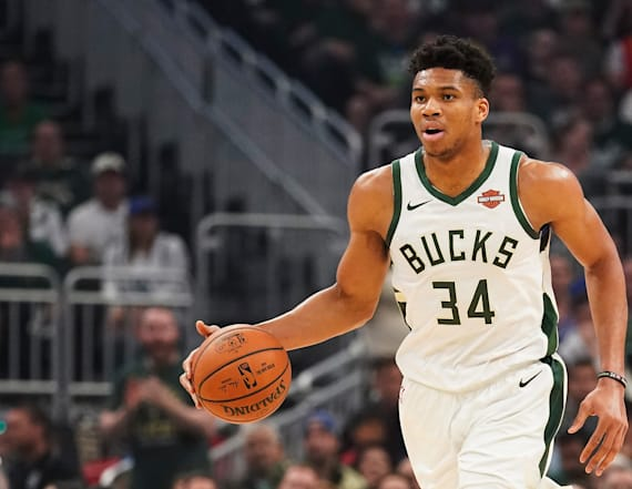 Bucks superstar Giannis Antetokounmpo named NBA MVP