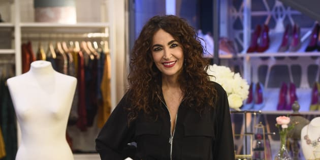 Cristina Rodríguez, durante la presentación de la temporada 2018 del programa 'Cámbiame'.