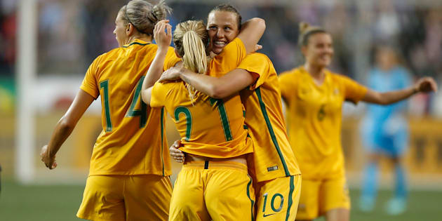 59b8247142e Australia s Female Footballers Get A Huge Payrise But There s A ...