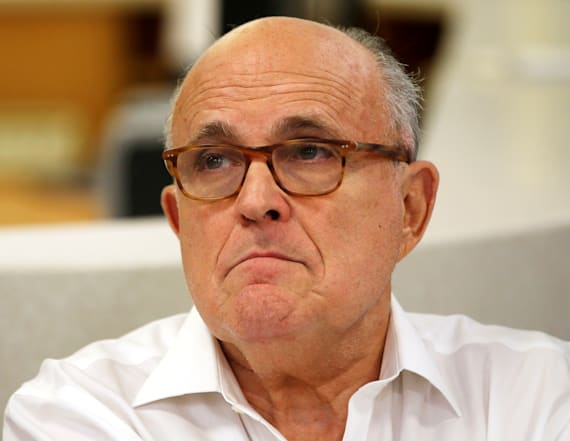 Giuliani ridiculed for declaring 'Truth isn't truth'