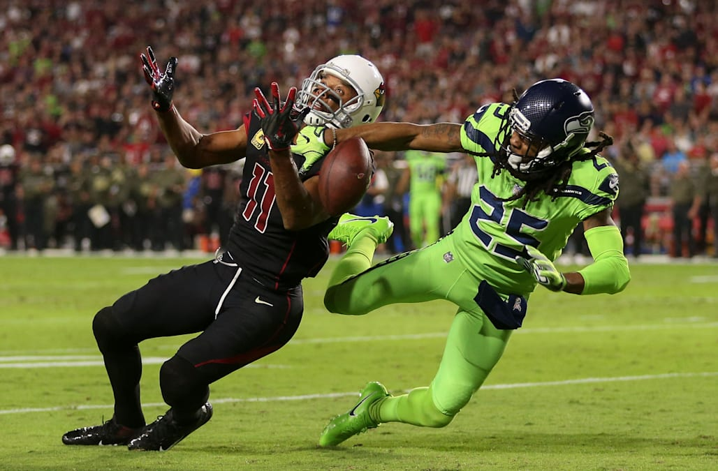 Richard Sherman Ruptured His Achilles During Thursday Night