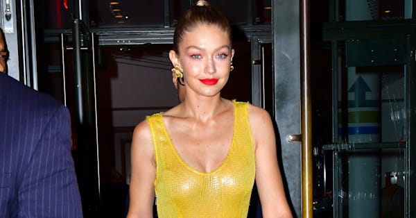 Gigi Hadid's complete style transformation: From leggy dresses to designer collabs