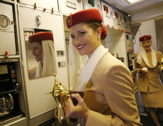 Emirates flight attendant reveals cabin crew secrets