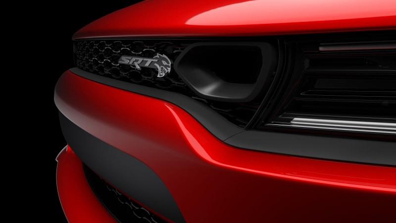 2019 Dodge Charger Srt Hellcat Gets New Intake Inlet Autoblog