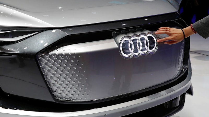 Audi board to meet on Monday to reshuffle management