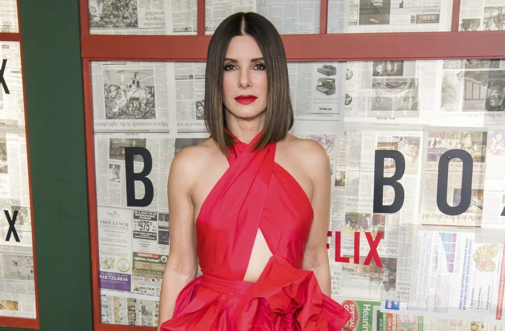 Netflix to fans: Don't be like Bullock, avoid viral 'Bird