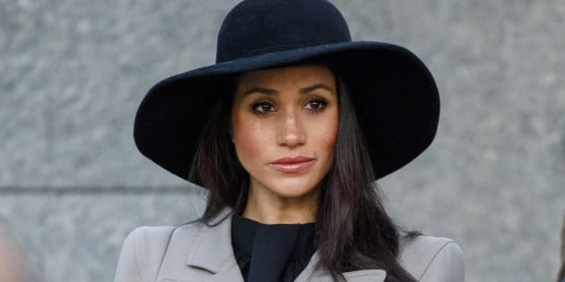 Photo d'archives de Meghan Markle.