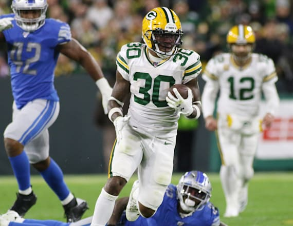 Heads-up Packers play has big gambling implications