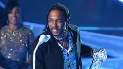 Kendrick Lamar domine les prix vidéos
