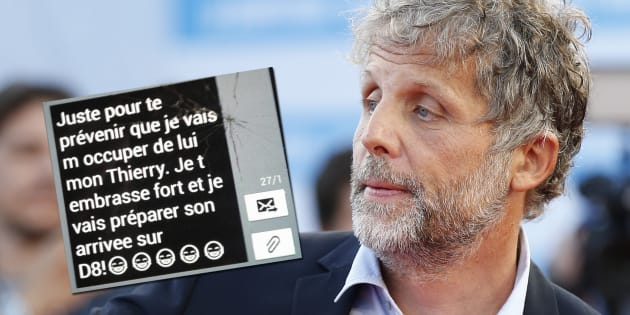 Stéphane Guillon publie un SMS vengeur de Cyril Hanouna envoyé à Ardisson.