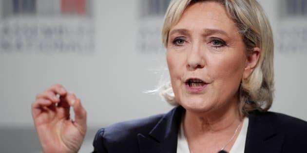 Avec son rassemblement du 1er mai, le Front National de Marine Le Pen nous montre son vrai visage.