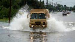 Harvey pourrait faire partie des 5 tempêtes les plus chères jamais enregistrées aux