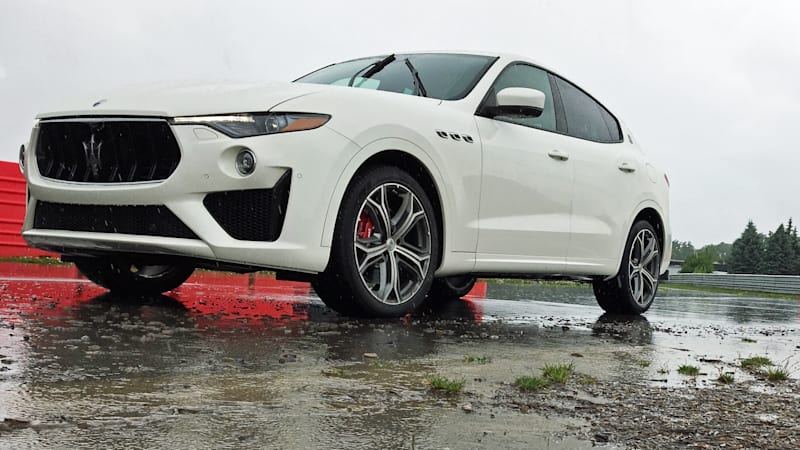 2019 Maserati Levante: Changes, GTS And Hybrid Versions >> 2019 Maserati Levante Gts Review Autoblog