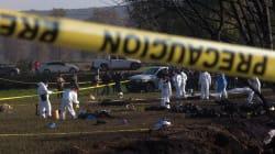La identificación de cuerpos en Tlahuelilpan tardará