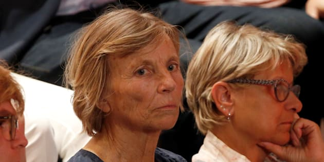 Marielle de Sarnez ne sera pas présidente du groupe Modem à l'Assemblée.
