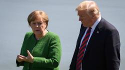 Furia Trump contro Merkel e alleati Nato.
