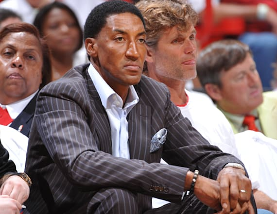 Scottie Pippen robbed of farming equipment
