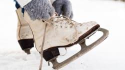 On ne pourra plus jamais patiner sur le lac aux