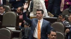 Sergio Mayer vuelve a meter la pata: confunde Palacio Nacional con Bellas