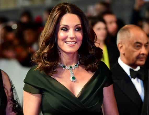 Kate Middleton's BAFTAs look had a nod to feminism