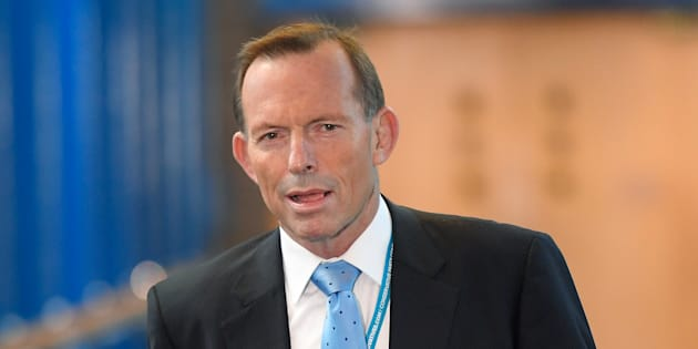 Tony Abbott has said that being prime minister is the hardest job in Australia.