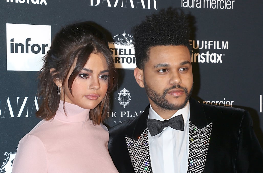 weeknd and selena gomez still dating