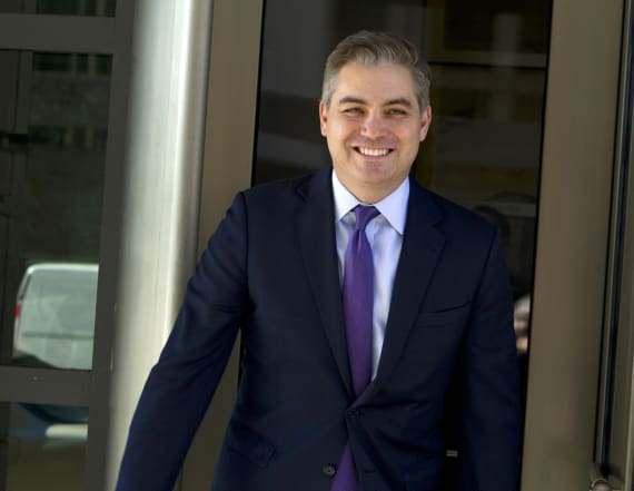 Acosta speaks out after WH ordered to restore pass