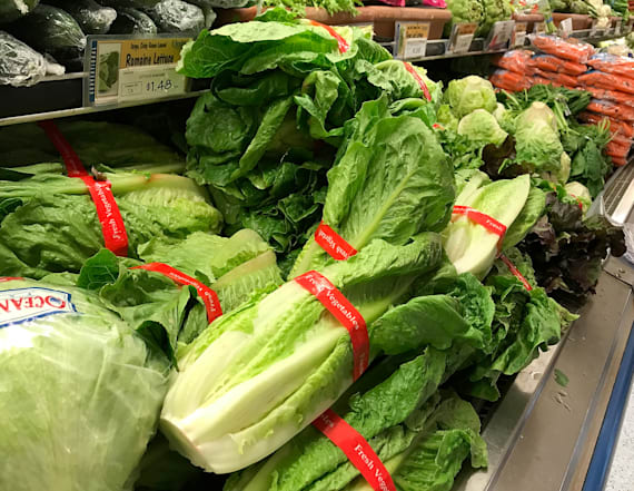 Health officials warn against eating romaine