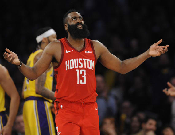 Harden: 'It's personal' with 'arrogant' referee