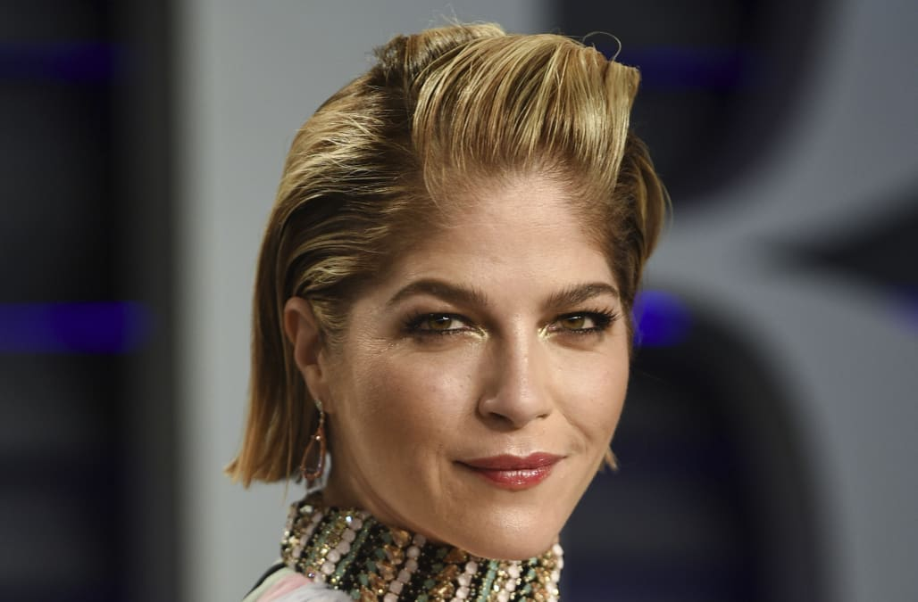Selma Blair on being in a wheelchair: I'm 'still me though