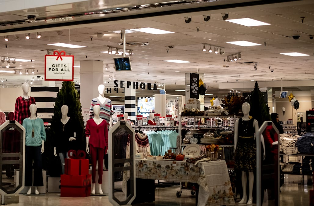 is jcpenney dying aol finance