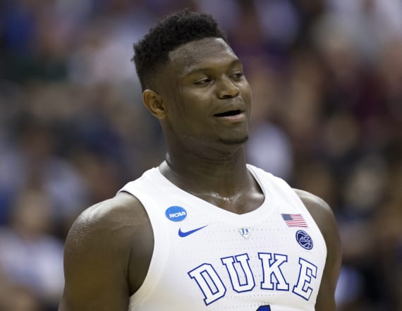 Incoming Duke freshman being compared to Zion