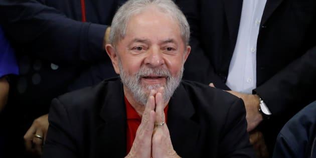 L'ex-président brésilien Lula inculpé pour une nouvelle affaire de corruption
