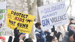 Canadians Call For Gun Control At 'March For Our Lives'