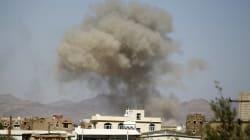 Le ministère de la Défense du Yémen bombardé par la coalition dirigée par l'Arabie