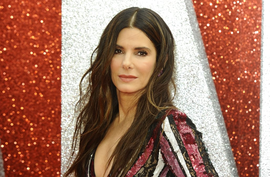 Sandra Bullock says she's had a 'crappy few weeks': My dad