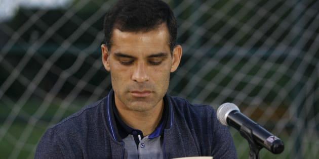 El regreso de 'Rafa' Márquez depende de EU