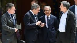 TRIA SCUDO ITALIA - Debutto del ministro nell'Eurogruppo che decreterà la fine degli aiuti alla