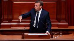Revivez les moments forts du discours de Macron à